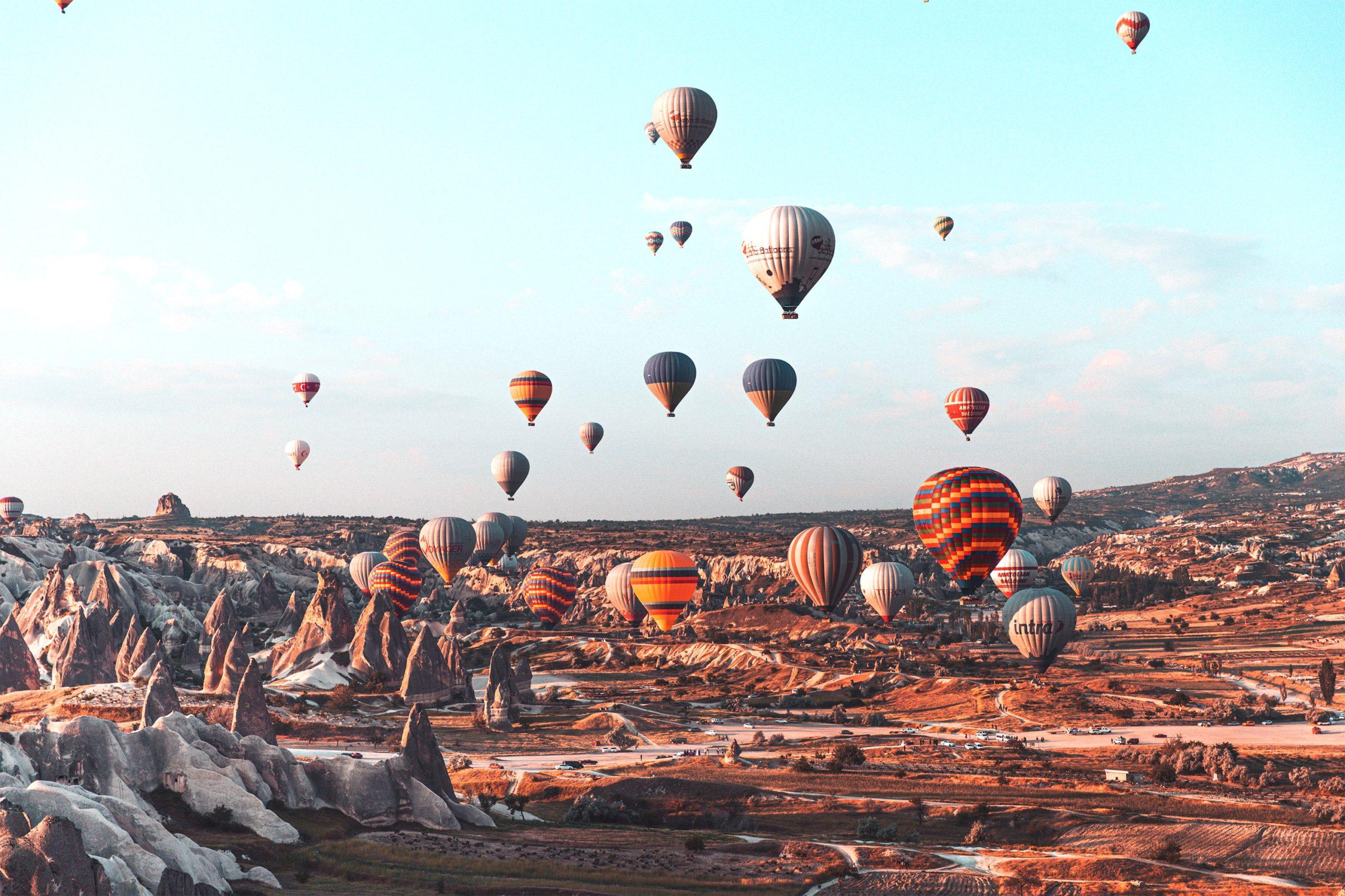 Turkija - kelionės iš Vilniaus